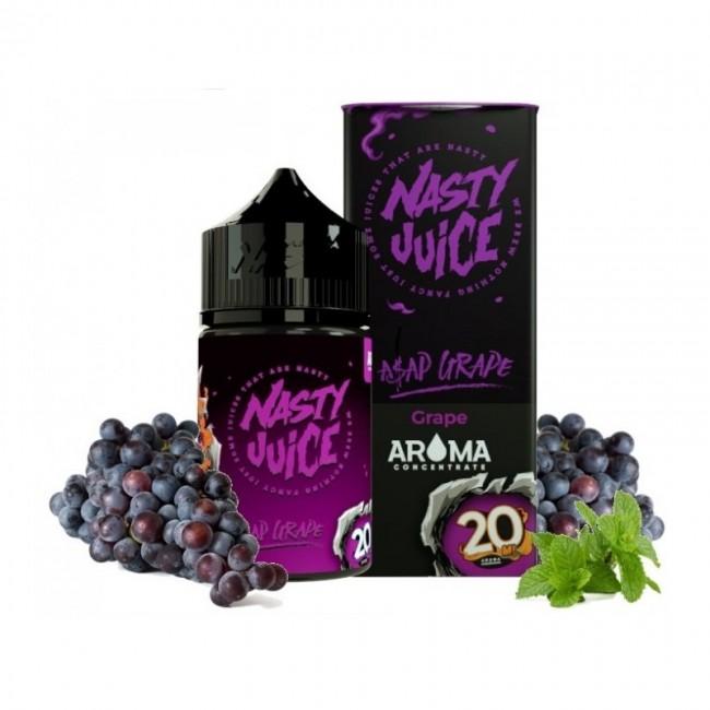 obrázek Nasty Juice - ASAP Grape