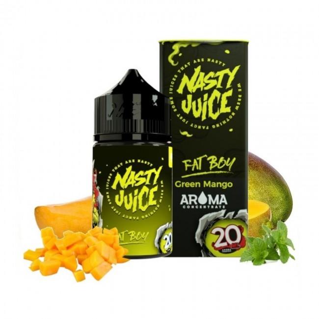 obrázek Nasty Juice - Fat Boy