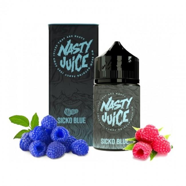 obrázek Nasty Juice - Sicko Blue